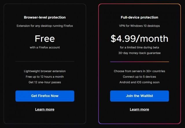 Mozilla Launching Its Own Firefox VPN - Newslibre