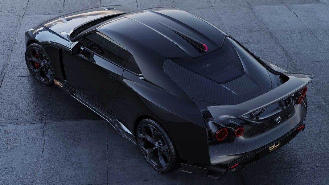 The Most Powerful Nissan GT-R50 Coming In 2020 - Newslibre