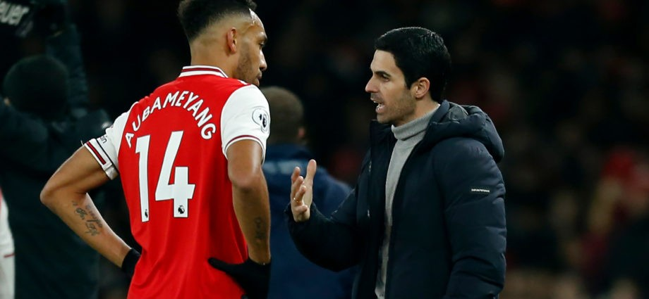 Arteta Says Arsenal Must Become Addicted To Winning - Newslibre