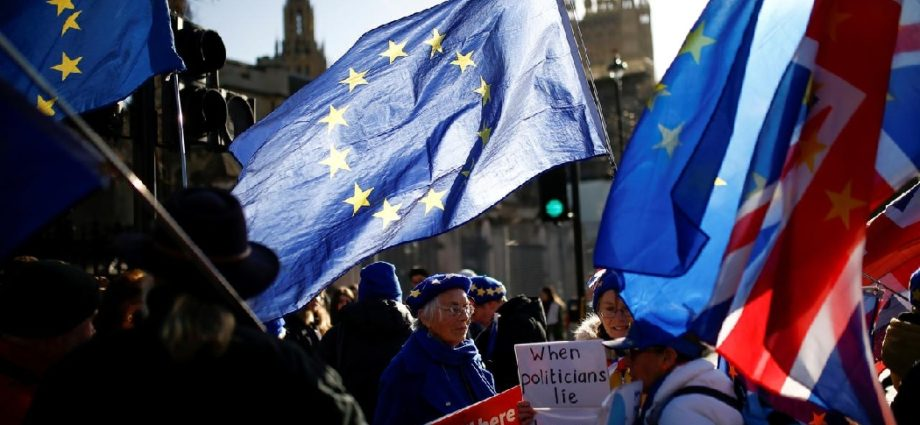 UK Finally Making A Move Towards the Brexit Today - Newslibre