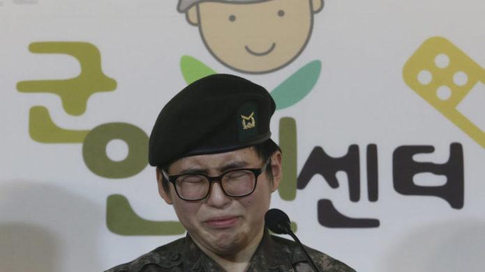 Transgender Soldier To Sue South Korea for Wrongful Dismissal - Newslibre