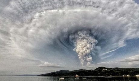 Philippine Government Brace for Taal Volcano's Eruption - Newslibre