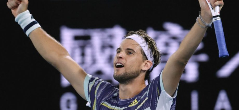 Nadal Crashed Out of Australian Open By Dominic Thiem - Newslibre