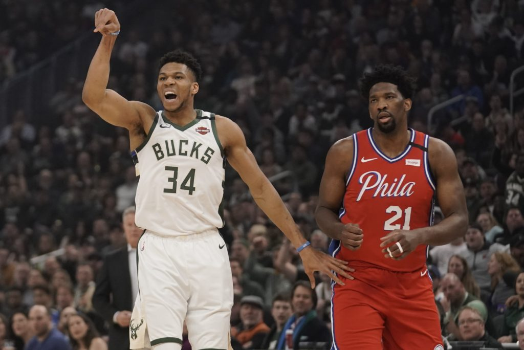 Milwaukee Bucks Become the Quickest Team Ever to Qualify For the NBA Play-offs - Newslibre