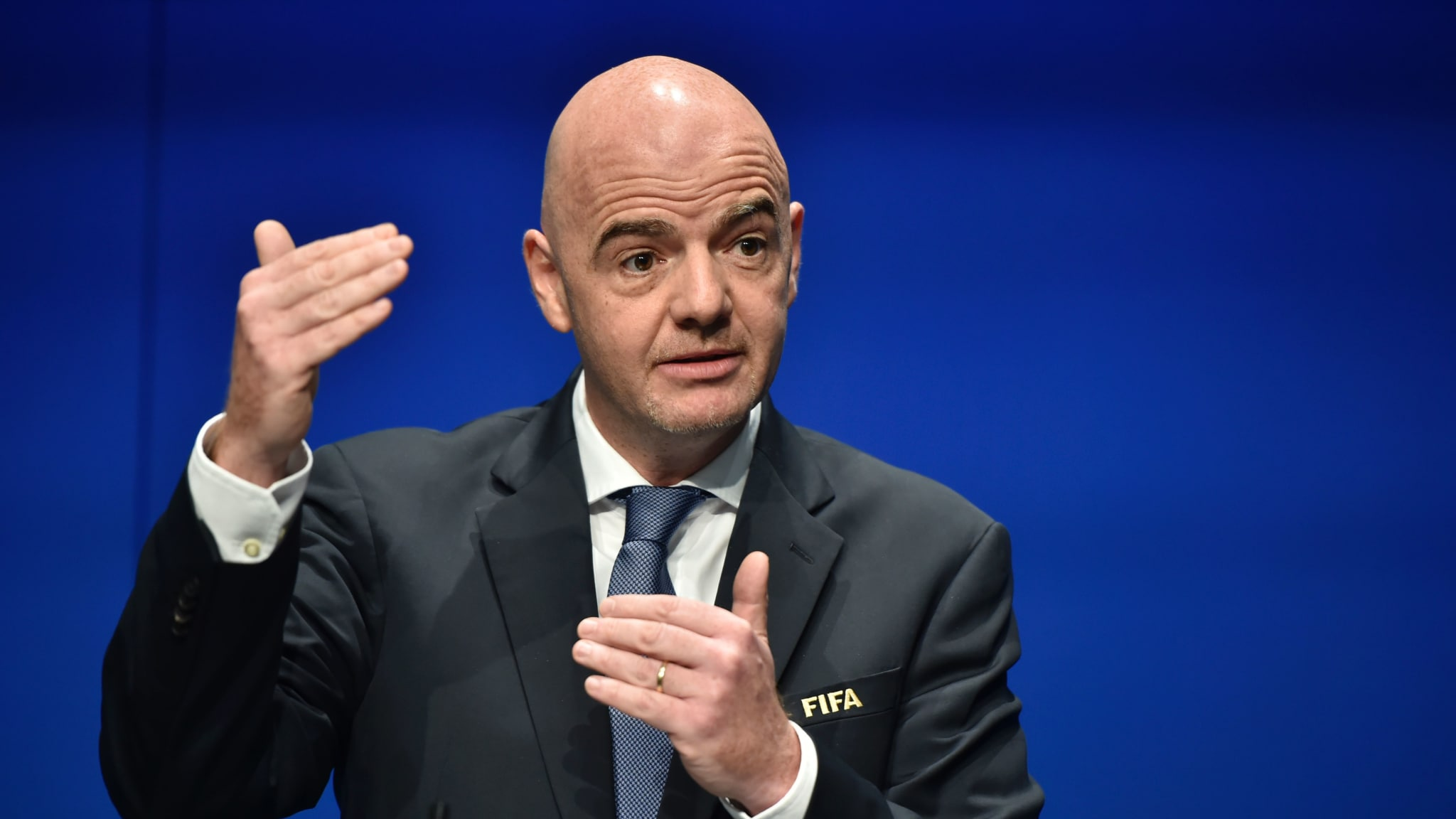 FIFA Advises CAF to Hold AFCON Every 4 Years for Impact - Newslibre
