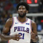 Joel Embiid Fined $25,000 For Obscene Gesture