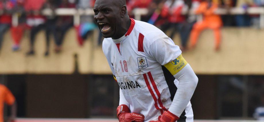 Uganda Cranes Sweating Over Denis Onyango Fitness - Newslibre