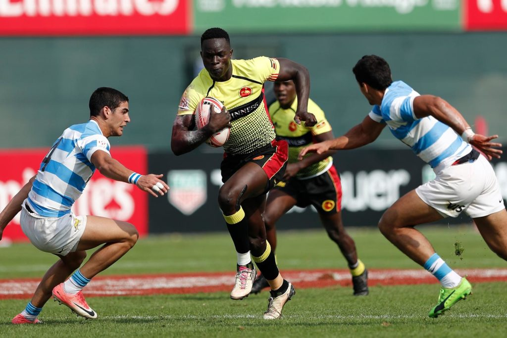 Uganda Rugby Sevens Dare to Go Again in HSBC World Rugby Sevens Challenger Series in Uruguay - Newsibre