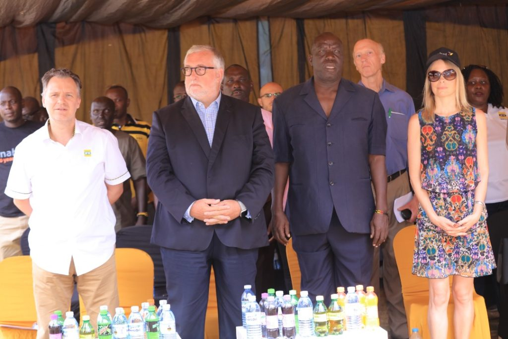 MTN Foundation partners with Enabel to equip St. Daniel Comboni Polytechnic ICT Laboratory - Newslibre