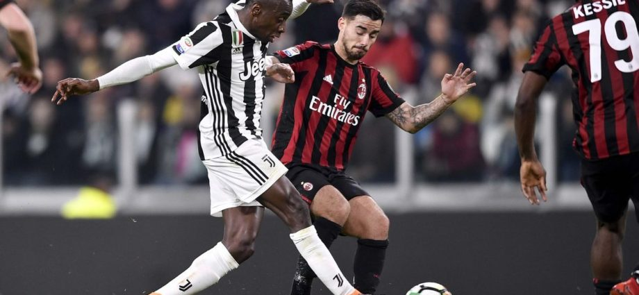An Old Rivalry Renewed as AC Milan Host Juventus In the Coppa Italia Semi Final First Leg - Newslibre