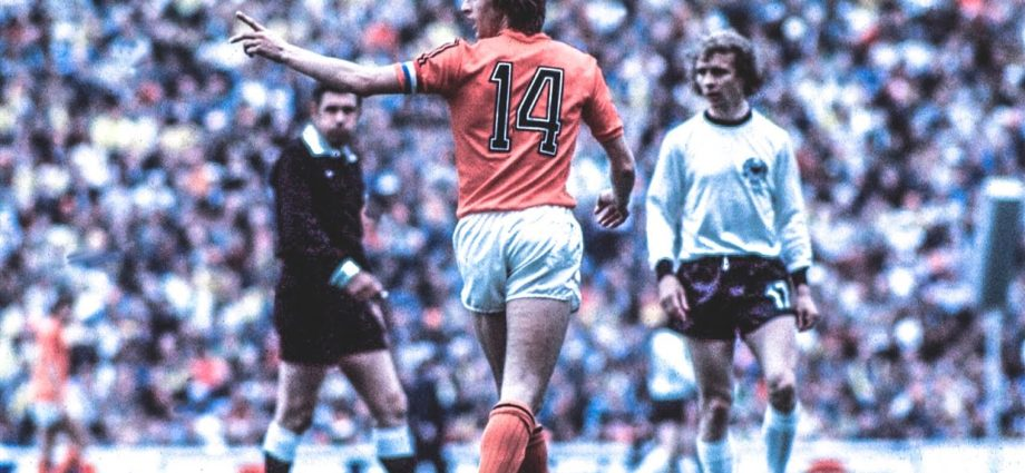 Why Johannes Cruijff Is One of The Best Football Legends Ever - Newslibre