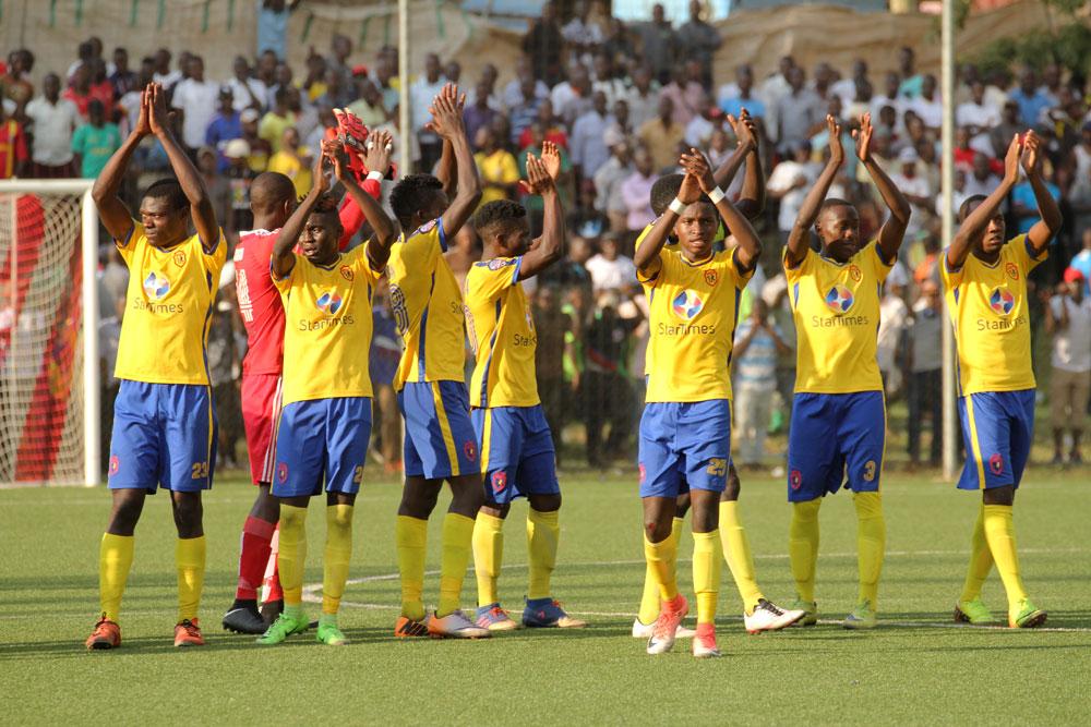 FUFA Moving 1 Step Forward 15 Steps Backwards in Uganda Football League - Newslibre