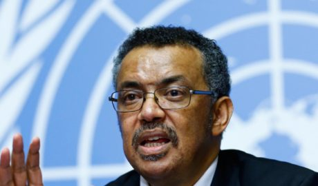 Tedros Adhanom Head of WHO Labels Coronavirus As Pandemic - Newslibre