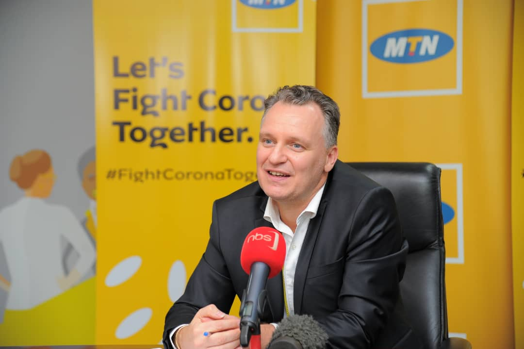 MTN Slashes Charges on Mobile Money and Sets Aside 500M For Coronavirus Battle - Newslibre