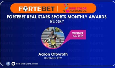 Aaron Ofoywroth is February's Rugby MVP 1