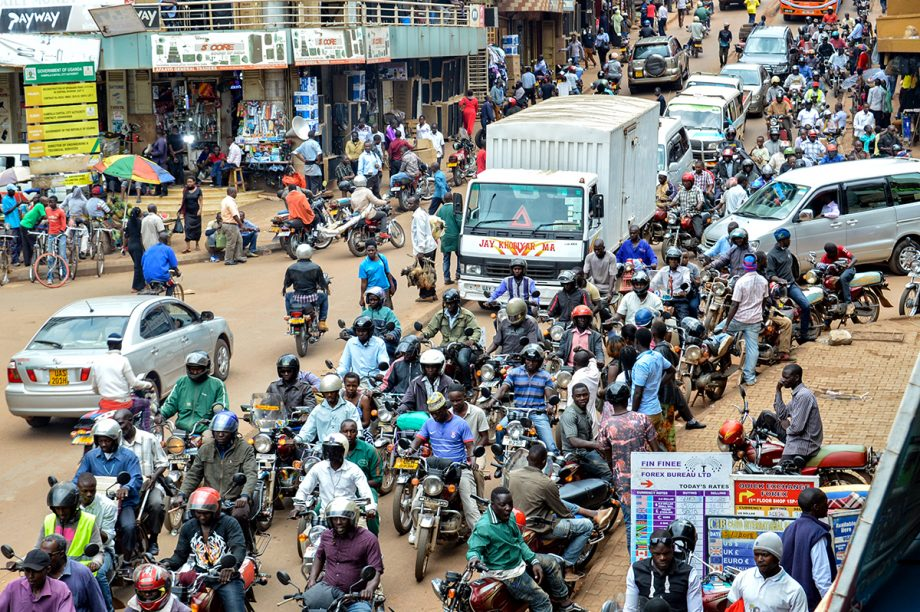 Driving in Kampala is An Extreme Sport - Newslibre