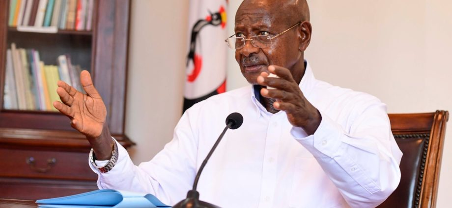 President Museveni Extends Lock Down in Uganda by 21 More Days - Newslibre