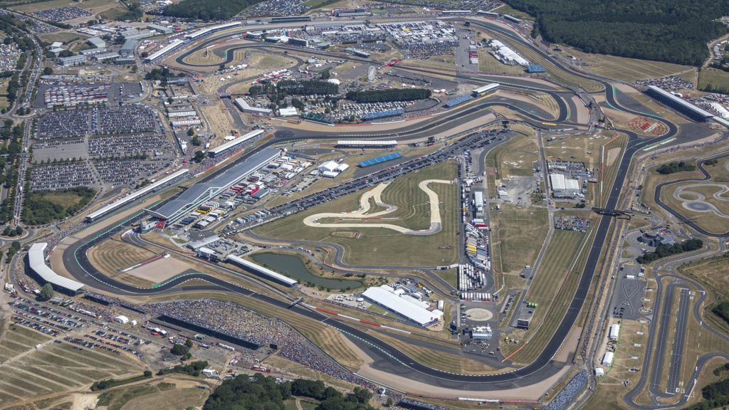 Silverstone Agrees Host 2 Back to Back F1 Races - Newslibre