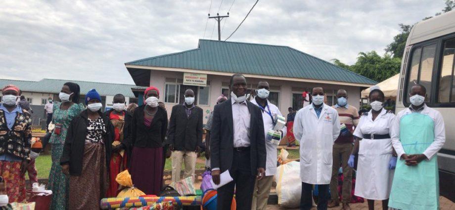 Uganda Cancer Institute Transports 100 Patients Back Home amid Public Transport Ban - Newslibre