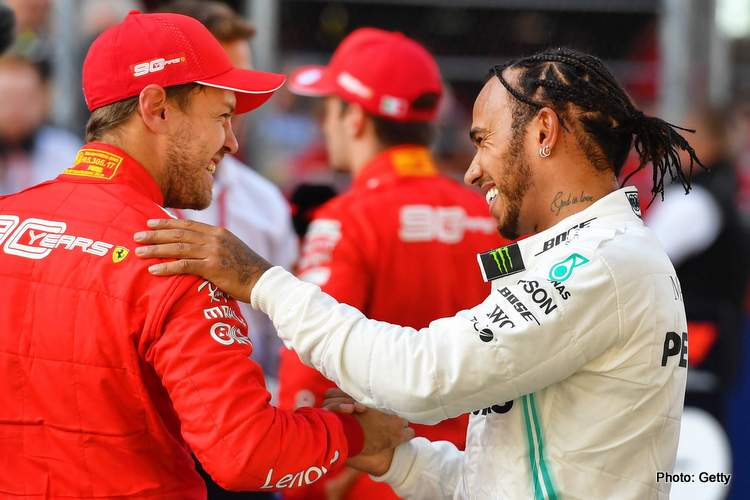 Toto Wolf Surprised With Vettel Announcement Before 2020 Season Even Begins - Newslibre