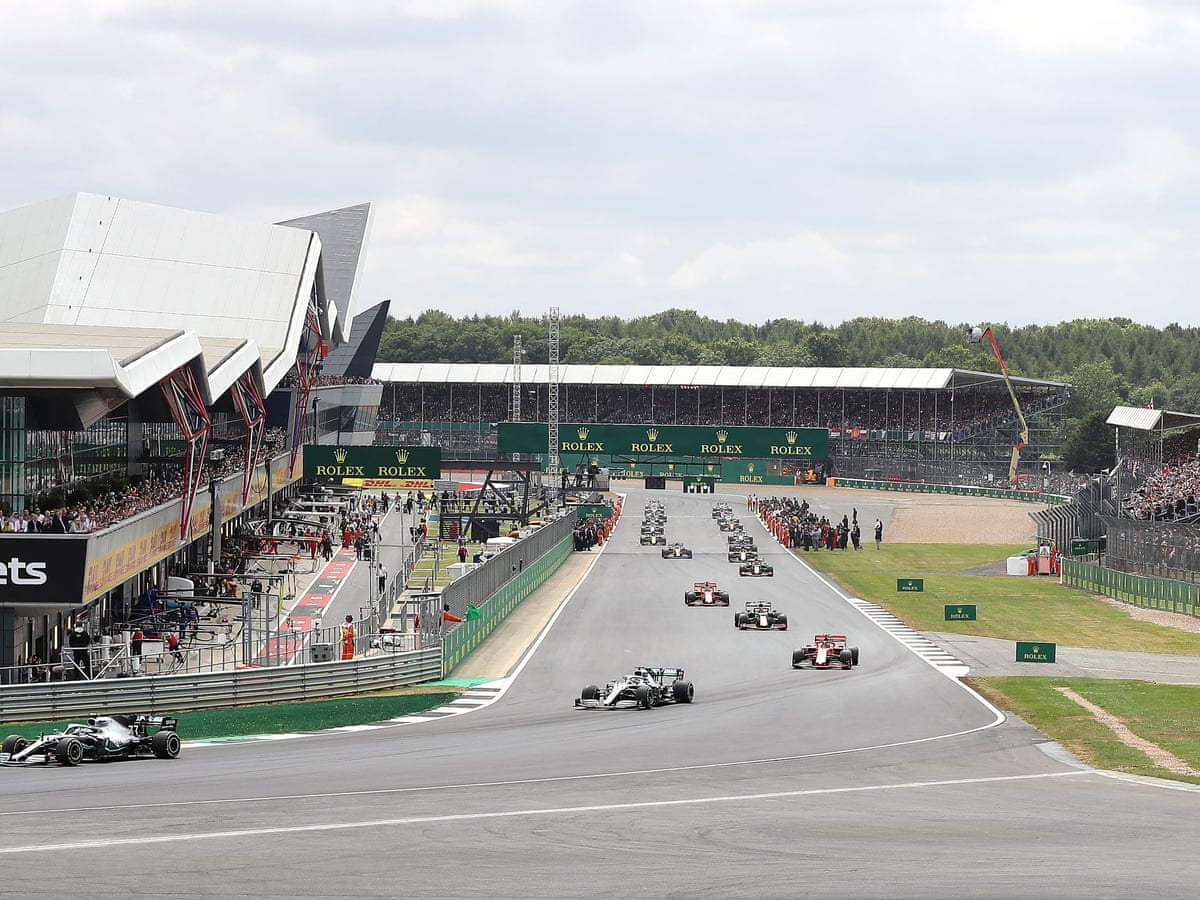 F1 and Silverstone Agree on Two Grands Prix for 20202 Season - Newslibre