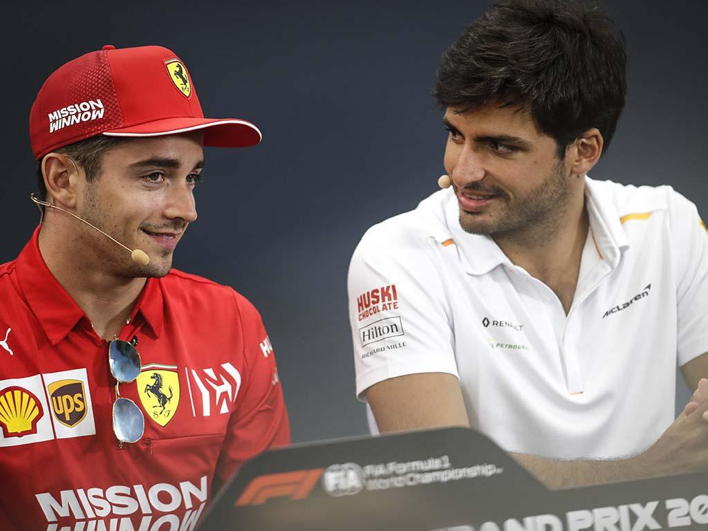 Ferrari Sign Carlos Sainz for the 2021-2022 Seasons - Newslibre