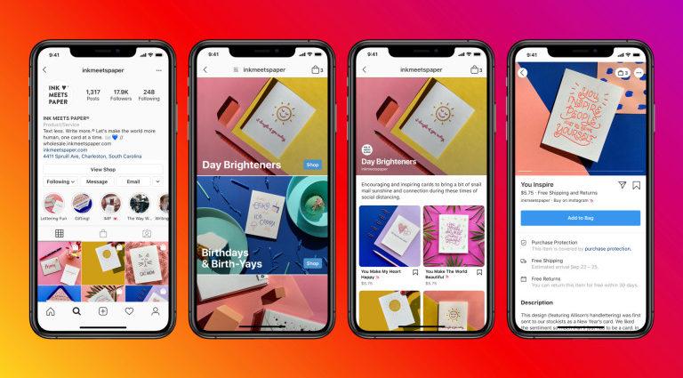 Facebook Introduces Shops for Facebook and Instagram - Newslibre