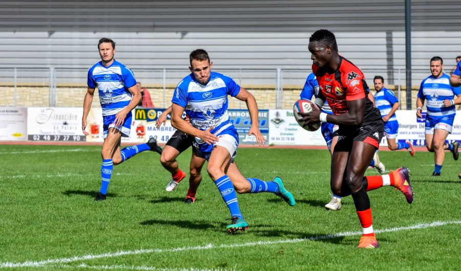 Philip Wokorach Moves to French Championship Side AS Bédarrides - Newslibre