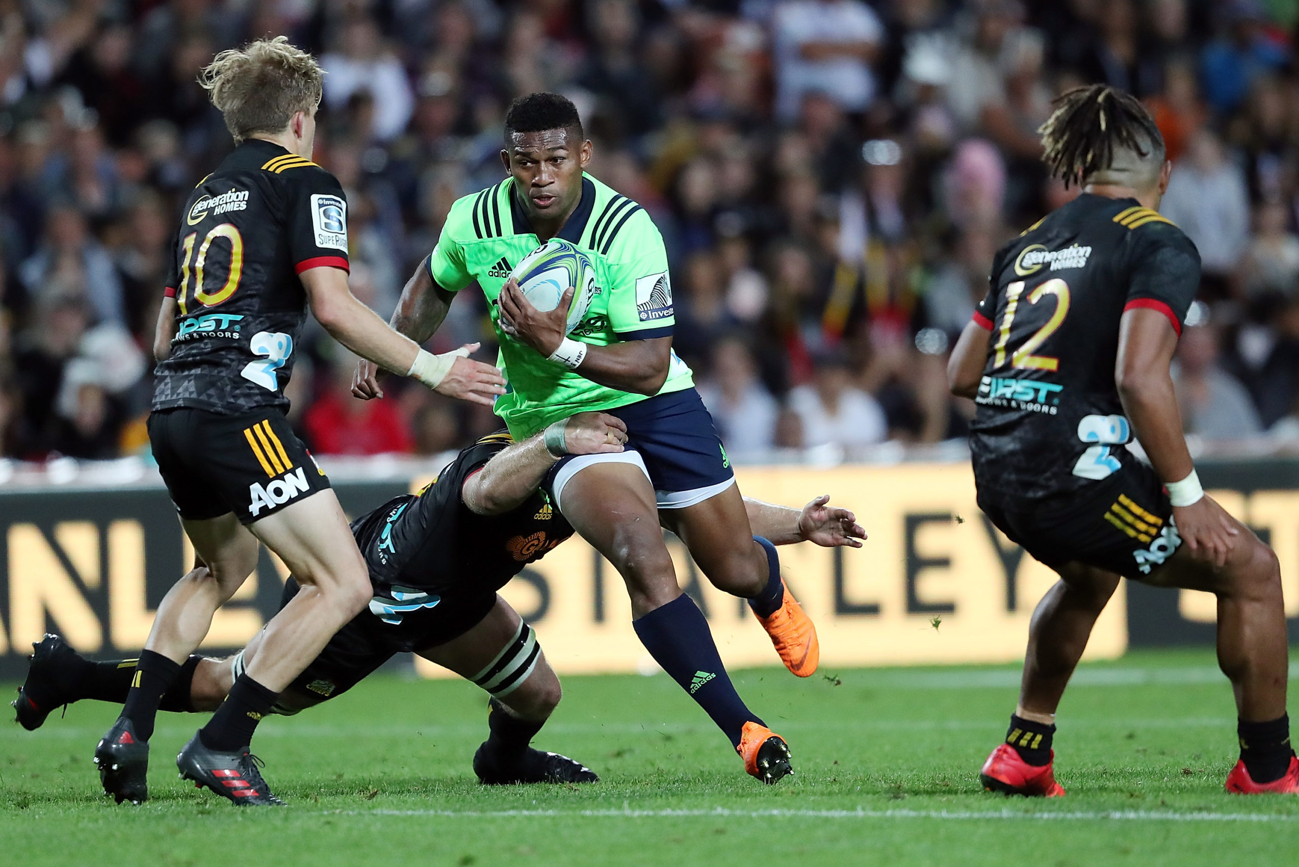 New Zealand's Super Rugby Aotearoa Set to Return Mid June - Newslibre