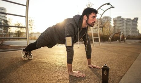 This Home Workout Will Help You to Get in Shape During the Pandemic - Newslibre