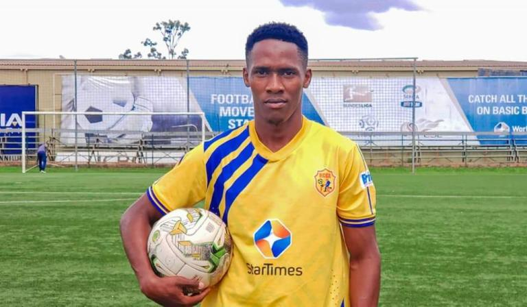 Charles 'Neymar' Lwanga Officially Unveiled As KCCA FC Player - Newslibre