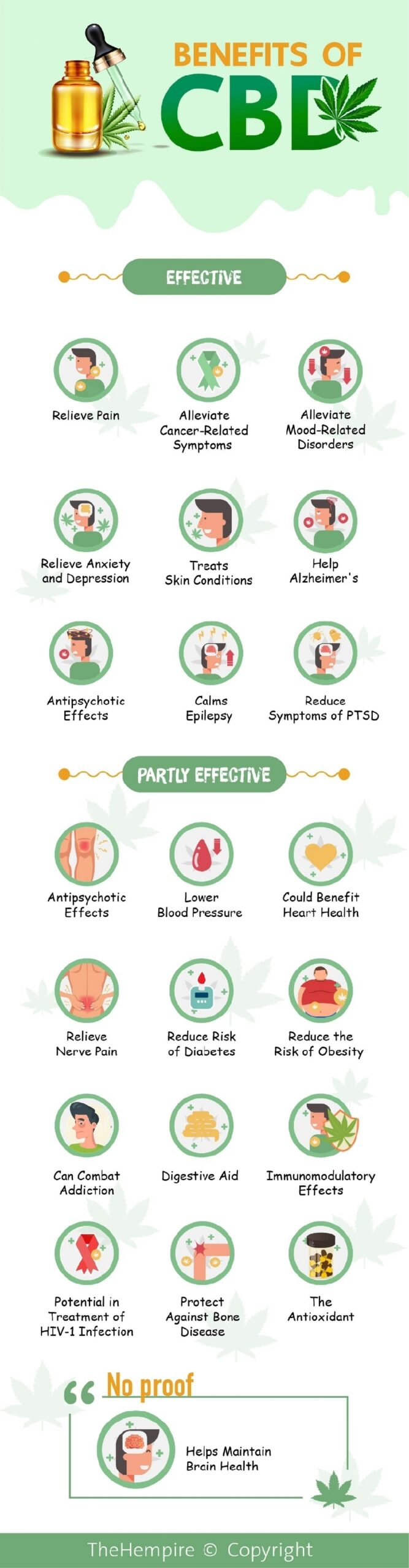 CBD Oil and it's True Effect on Mental Health during the COVID-19 Epidemic - Newslibre