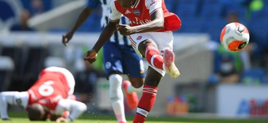 Arsenal Losing Streak A Work In Progress After Loss to Brighton Albion 1