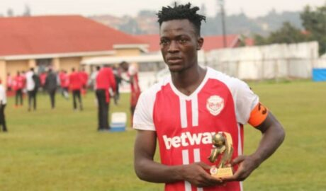 Disan Galiwango Could Play for Vipers SC Next Season - Newslibre