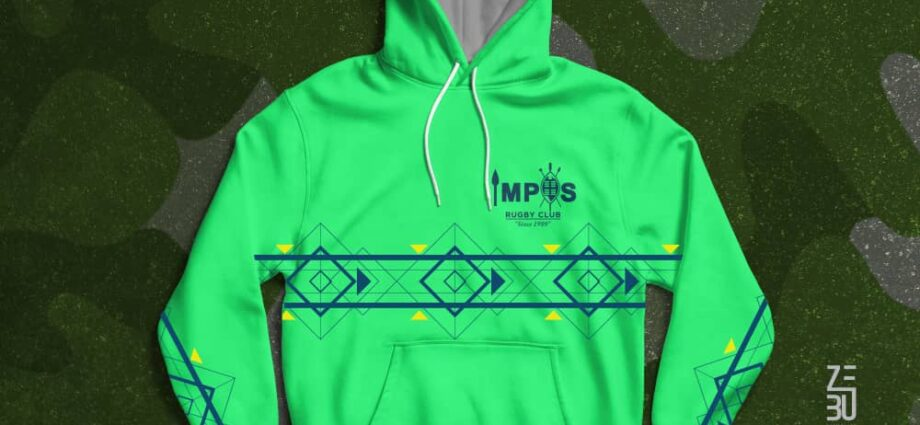 Impis Rugby Club On A Branding Rampage - Newslibre