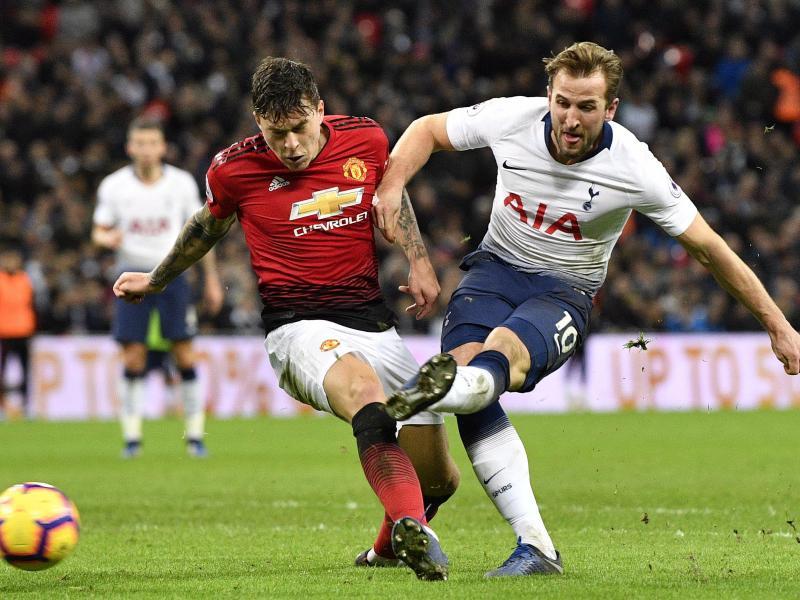 Premier League Review: Manchester United Visit Tottenham Hotspurs - Newslibre