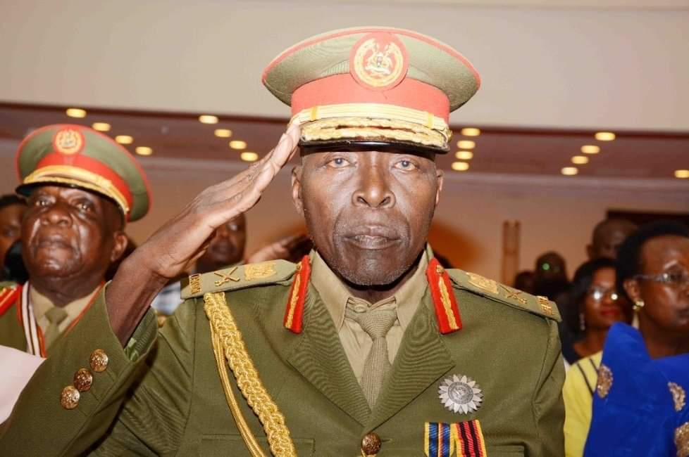 Remembering the Life of Late Major General Kasirye Ggwanga - Newslibre