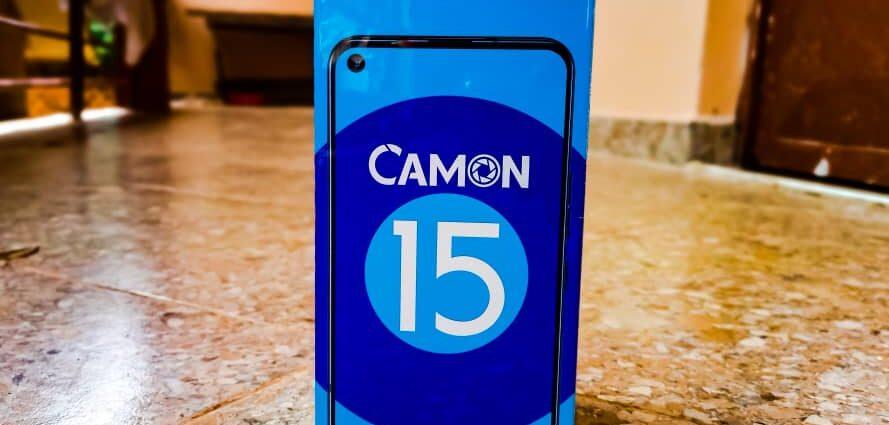 Tecno and MTN Uganda Launch Camon 15 with 3GB Data - Newslibre