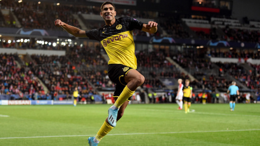 Could Acraf Hakimi Be the Long-term Right-back for Real Madrid? - Newslibre