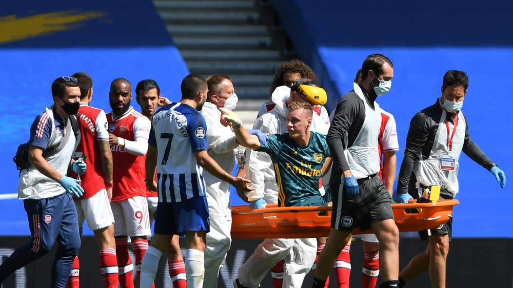 Arsenal Losing Streak A Work In Progress After Loss to Brighton Albion - Newslibre