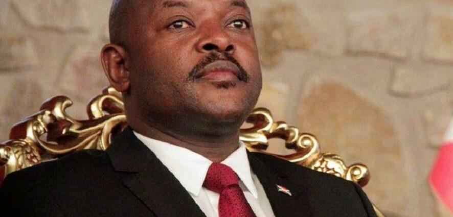 President Pierre Nkurunziza of Burundi Dies of Heart Attack - Newslibre