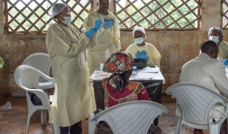 WHO Reports New Ebola Outbreak in Democratic Republic of Congo - Newslibre