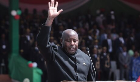 Evariste Ndayishimiye Has Been Sworn in as New Burundi President - Newslibre