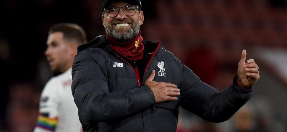 Liverpool Seals Its Place As English Premier League Champions - Newslibre