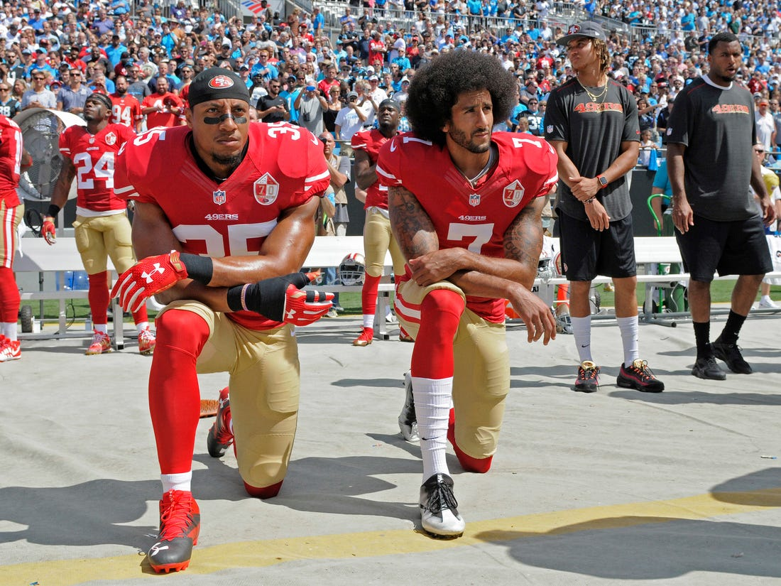 Donald Trump Would Support Colin Kaepernick's NFL Return - Newslibre