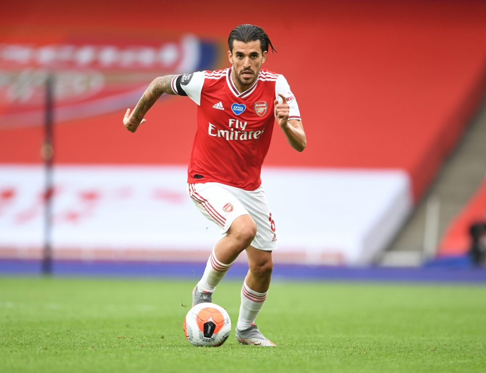 Dani Ceballos Interested in a Move to Real Betis Despite Arsenal Interest - Newslibre