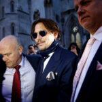 """Johnny Depp Texts Friend: """"Let's Burn Amber"""" - Newslibre"""