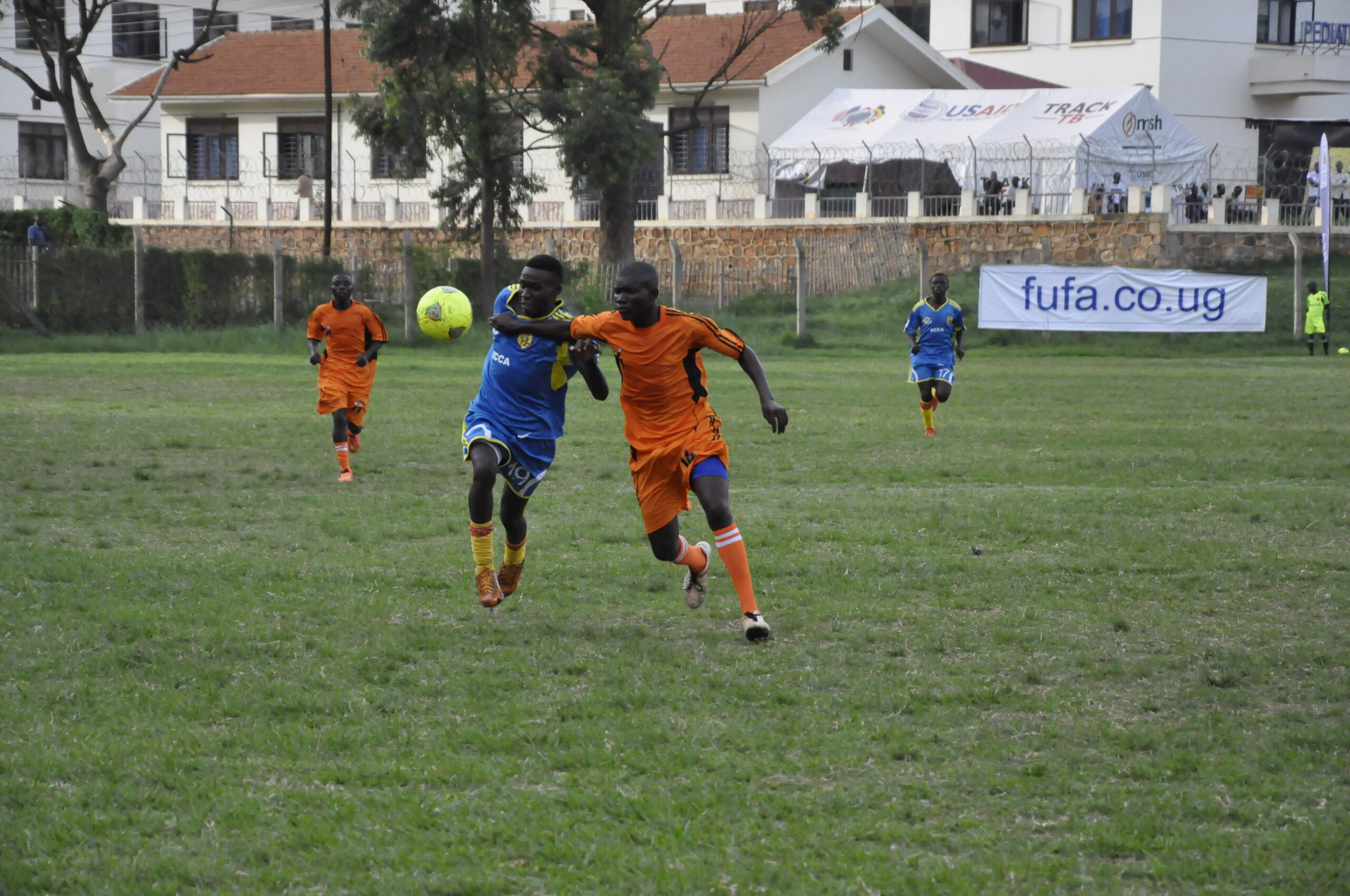 FUFA is Doing Well in Regards to Academy Football, But More Needs to be Done - Newslibre