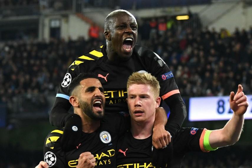CAS Overturns Manchester City's 2 Year Champions League Ban - Newslibre