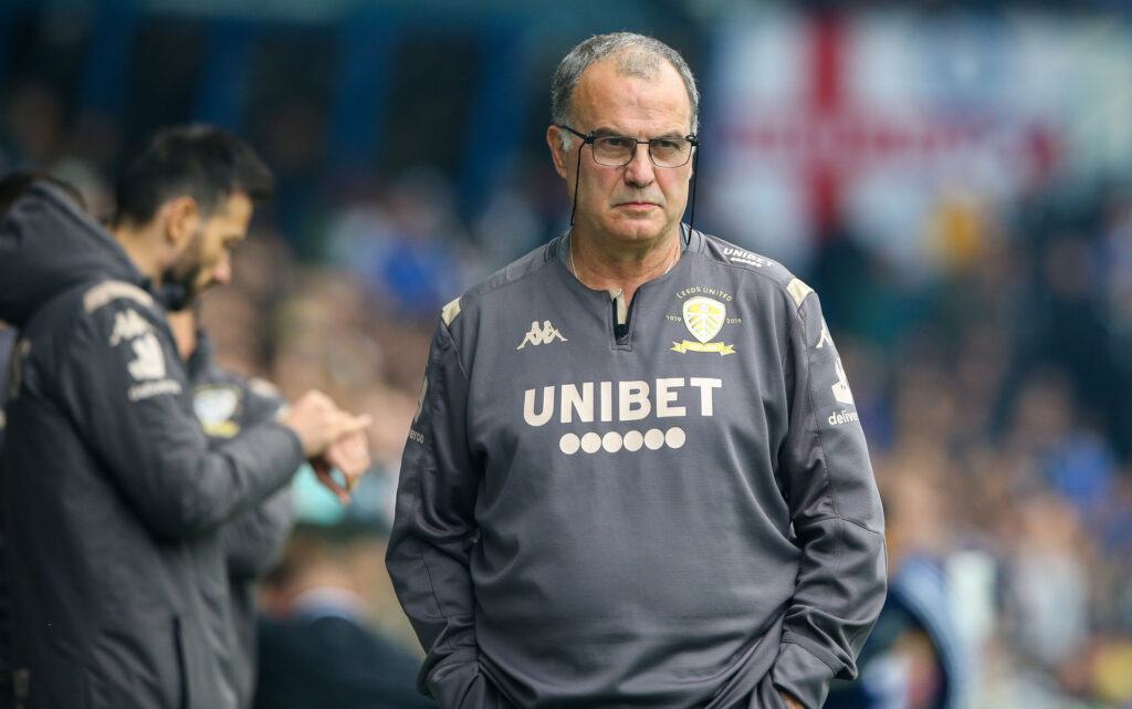 Leeds United Manager, Marcelo Bielsa